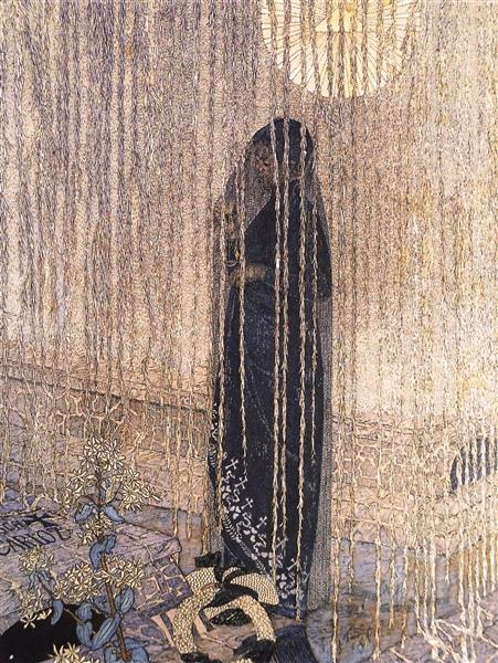 Death Day, c.1890 - Carlos Schwabe