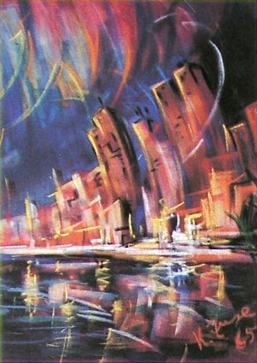 Untitled, 1965 - Konrad Zuse