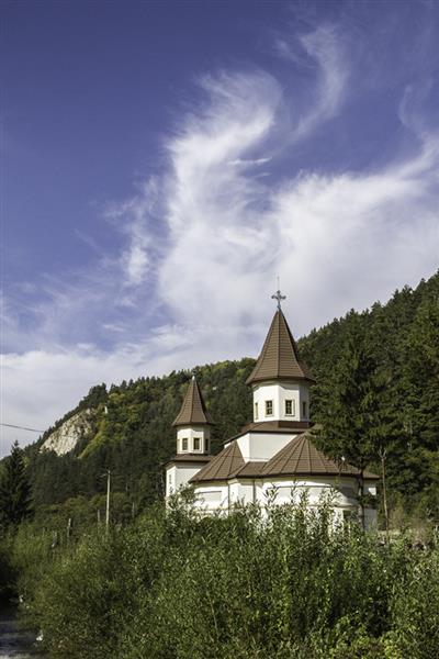 Eglise En Transylvanie - Sophie de Roumanie