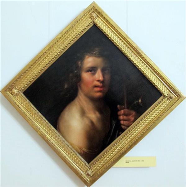 Adone, c.1605 - Hendrick Goltzius