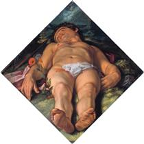Dying Adonis - Hendrick Goltzius
