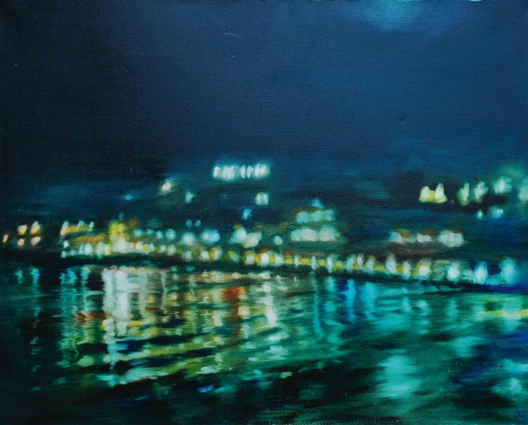 Night Light - Valeria Trubina