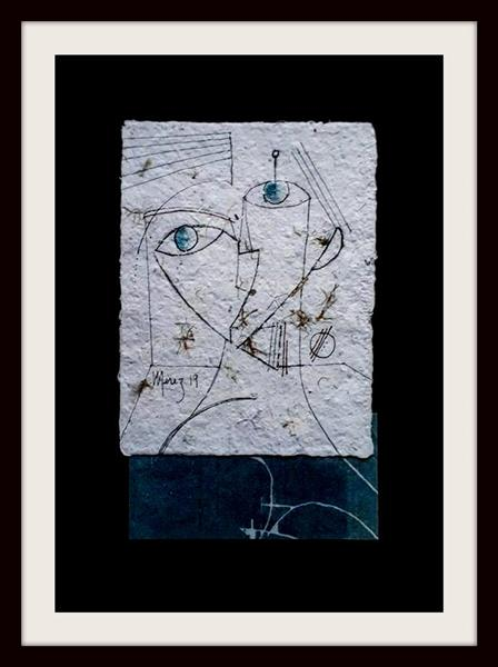 Olhos Azuis, 2019 - André Merez