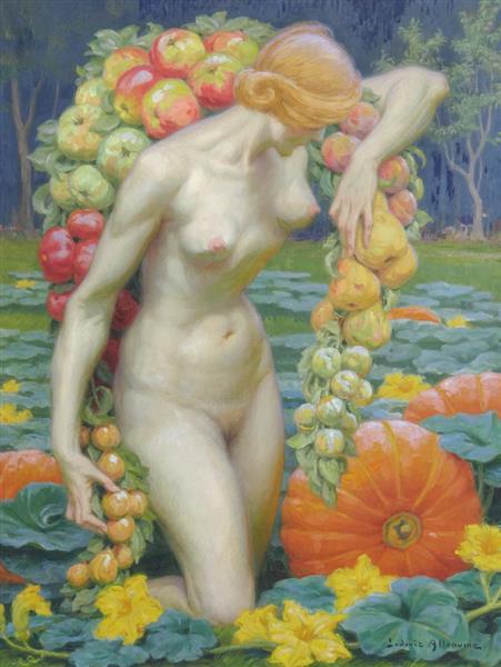 Lost Gardens, 1929 - Ludovic Alleaume