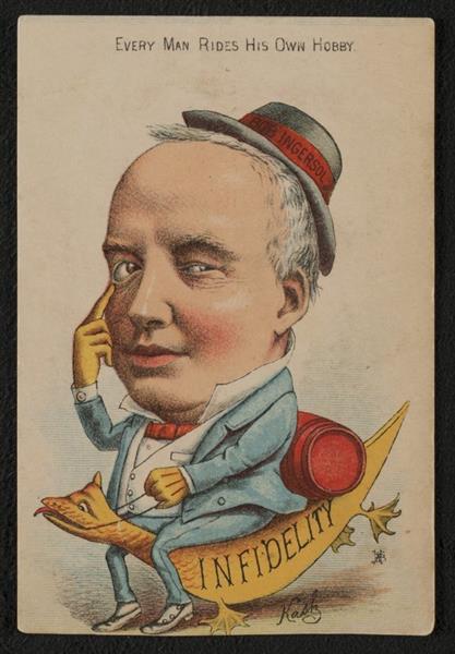 Robert G. Ingersoll - Cassius Marcellus Coolidge