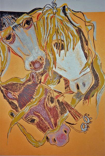 Trio, 1989 - Piroska Szanto