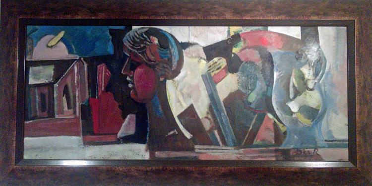 In the Window - Rudolf BÉR