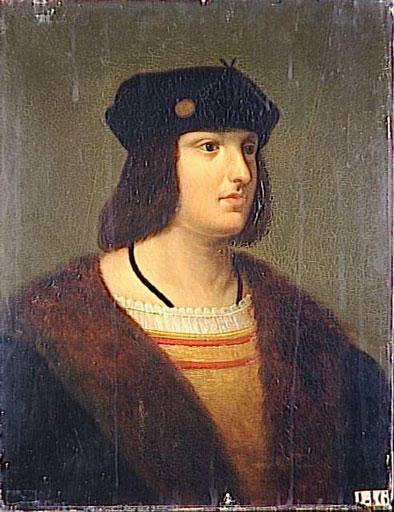 Louis d'Armagnac, duc de Nemours, 1834 - Charles de Steuben