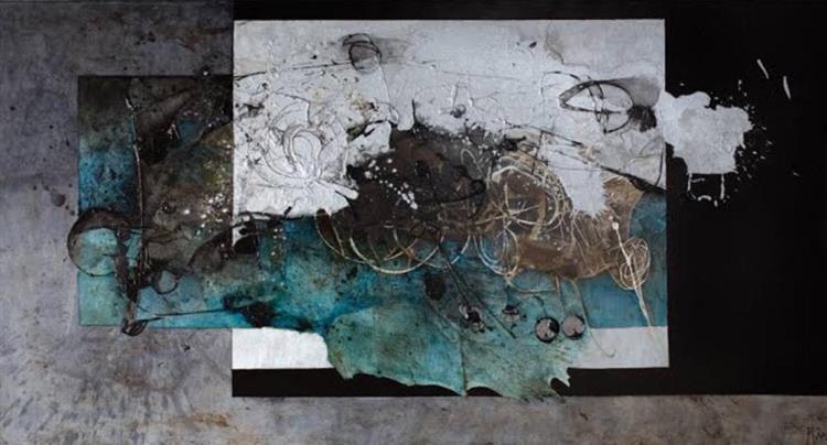 Untitled - Manuel Felguérez