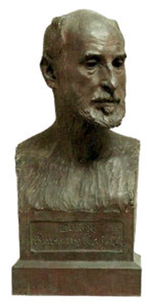 Ramon y Cajal - Mariano Benlliure