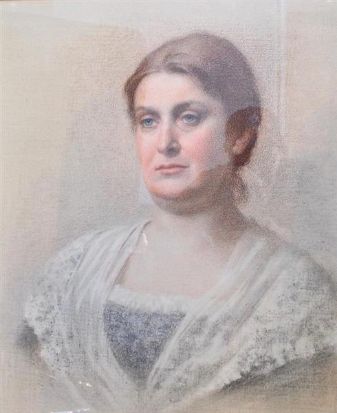 Marion Fry Pease, 1912 - Edward Robert Hughes