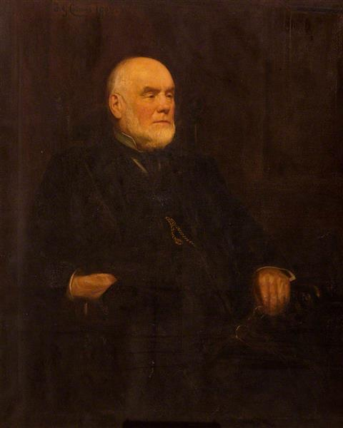 Nathaniel Catchpole, 1902 - Frederick George Cotman