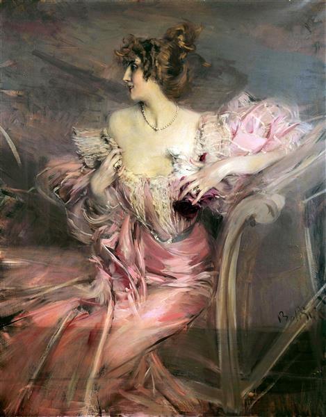 Marthe De Florian, 1908 - Giovanni Boldini