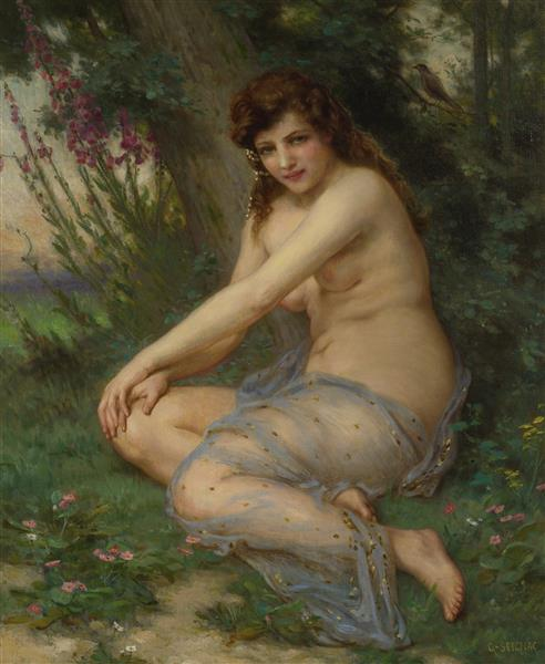 In the Forest - Guillaume Seignac