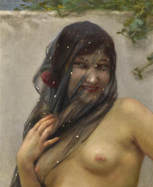 Odalisque - Guillaume Seignac