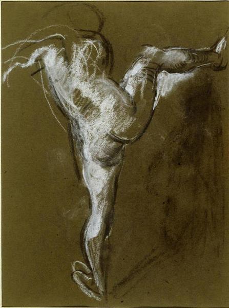 Nude Girl - Henry Tonks