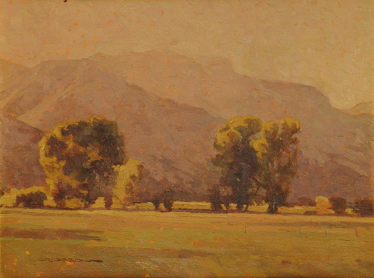 Hazy Hills - Joseph Lorusso