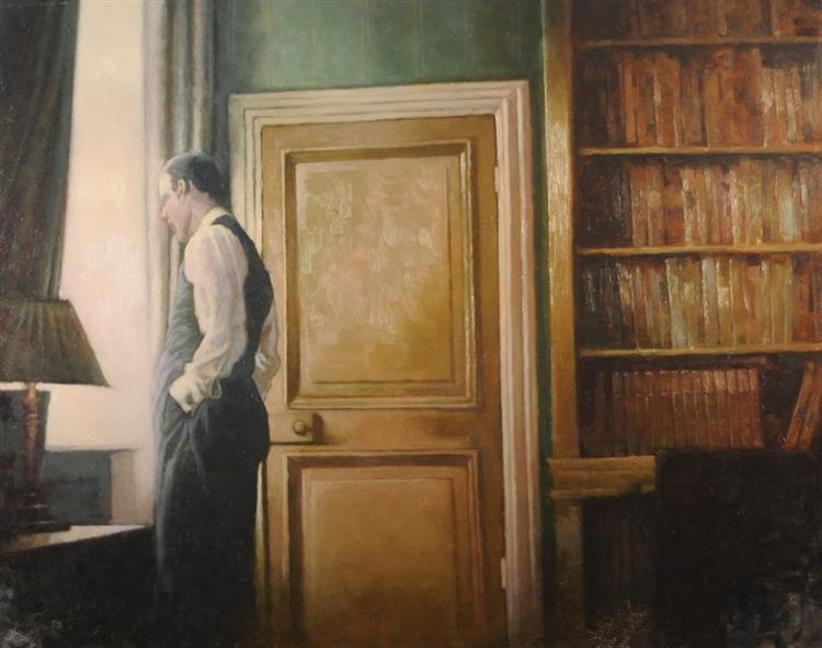 View from the Library - Joseph Lorusso