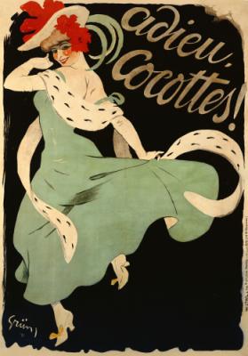Adieu, Cocottes, 1903 - Жюль Александр Грюн
