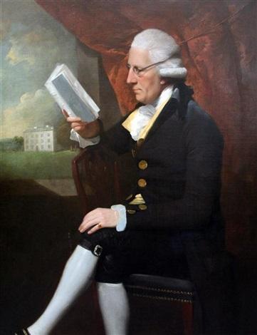 Portrait of Edward Cotsford - Lemuel Francis Abbott