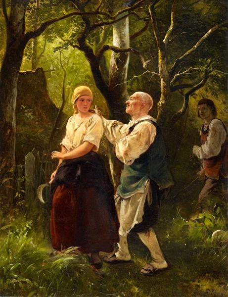 Alter Schützt Vor Torheit Nicht - Ludwig Knaus