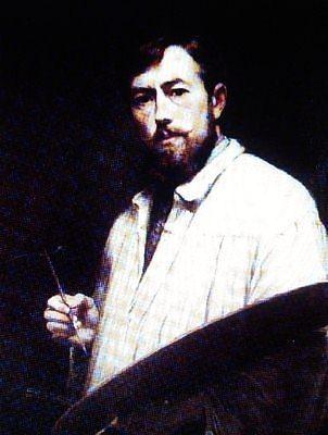 Self-Portrait, 1902 - Leo Steel