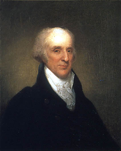 Portrait of United States Patriot and Diplomat John Armstrong Jr. - Rembrandt Peale