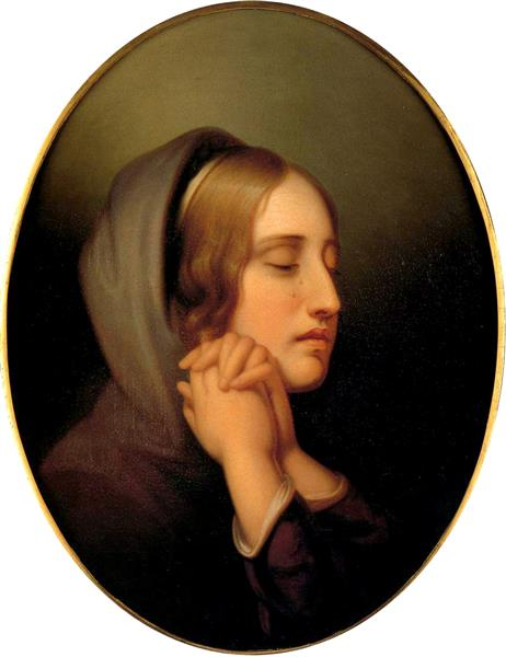 Pearl of Grief - Rembrandt Peale
