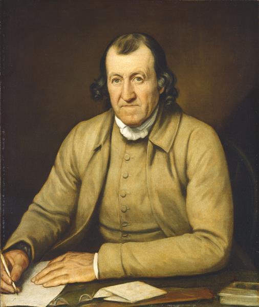 Timothy Matlack, 1802 - Рембрандт Пил