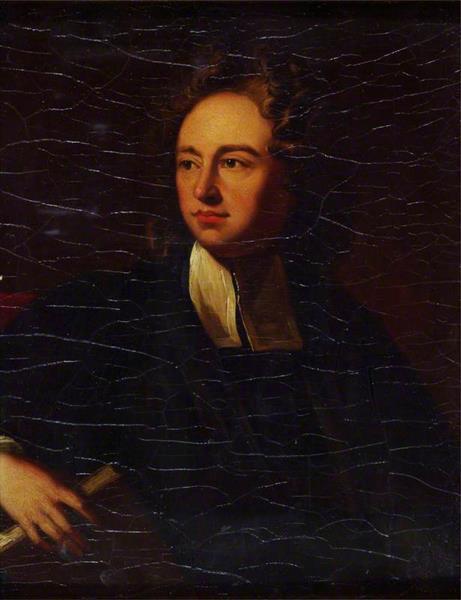 Richard Bentley (after James Thornhill) - Robert William Buss