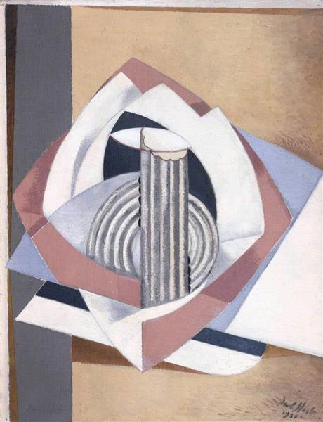 Kinetic Feature, 1931 - Paul Nash