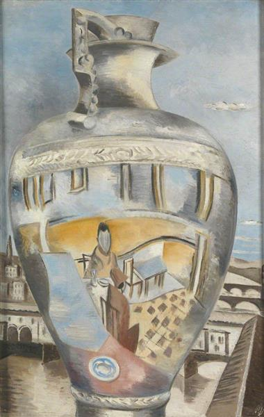 Souvenir of Florence, 1929 - Paul Nash