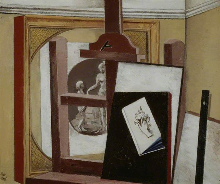 Token, 1929 - 1930 - Paul Nash