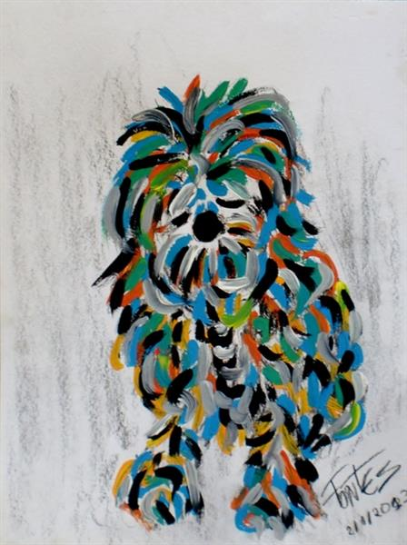 Uma Cadela XXIII, 2013 - Paulo Fontes