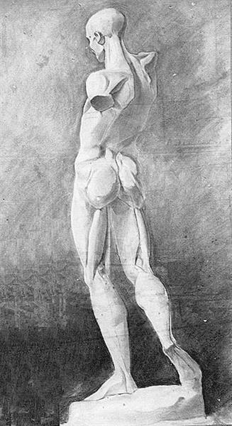 Escultura - José Garnelo