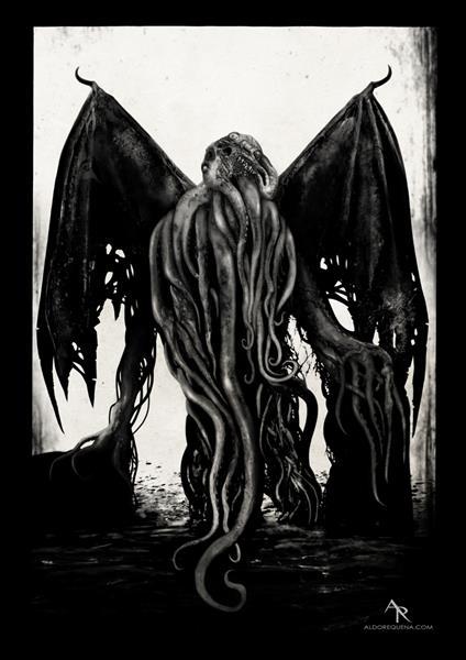 Cthulhu - A. R. Valgorth