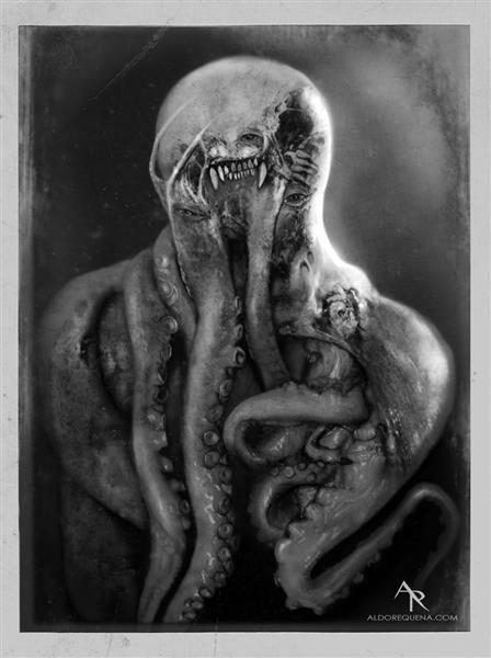 The Bringer of Pestilence - A. R. Valgorth