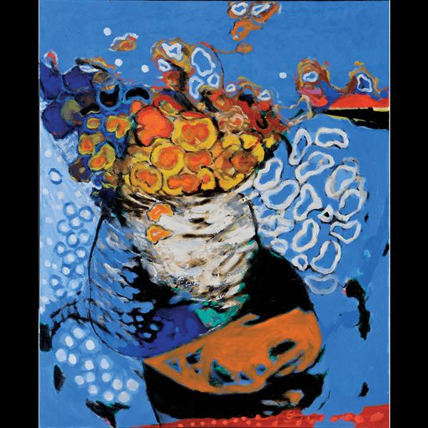 METAMORPHOSIS I, 1996 - Rashid Al Khalifa