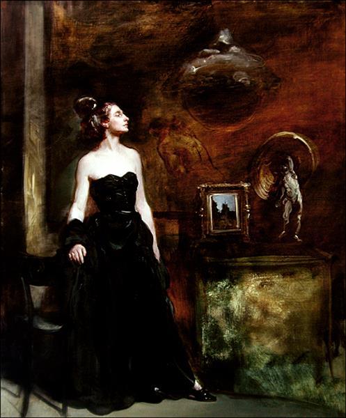 Madame W., c.1986 - Frank Mason