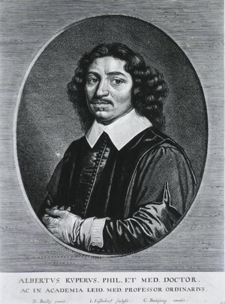 Albert Kyper, 1655 - Давид Байи