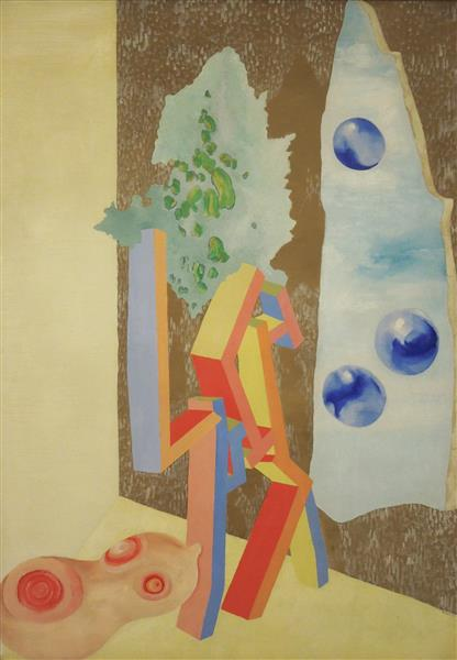 Acacia, 1931 - Jindřich Štyrský