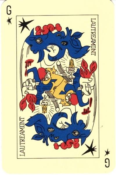 Genius   Stars   Lautreamond, 1941 - The Game of Marseille