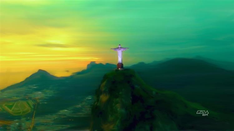 Christ the Redeemer, 2017 - Marcelo Azeva