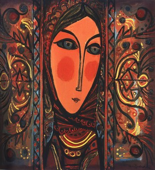 Bulgarian woman, 1978 - Georgi Kovachev