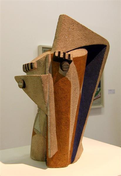 Head, 1918 - 1919 - Henri Laurens