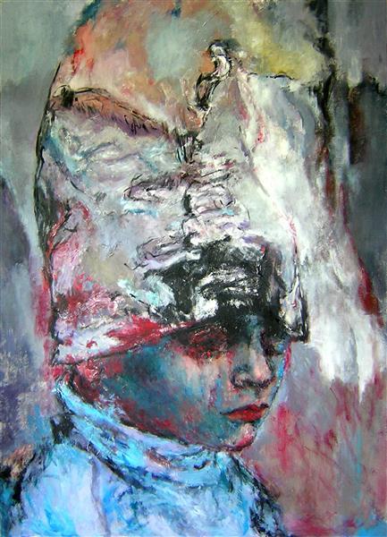 World II (Smurf), 2008 - Carmen Delaco