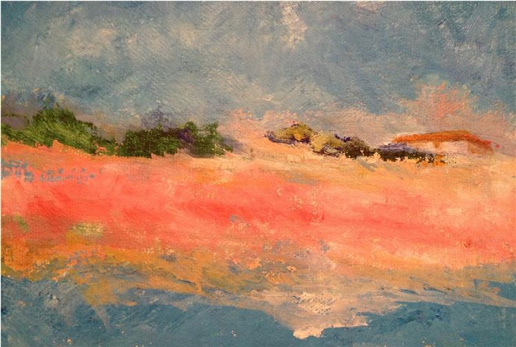 Paesaggio Rosa - Paolo Salvati