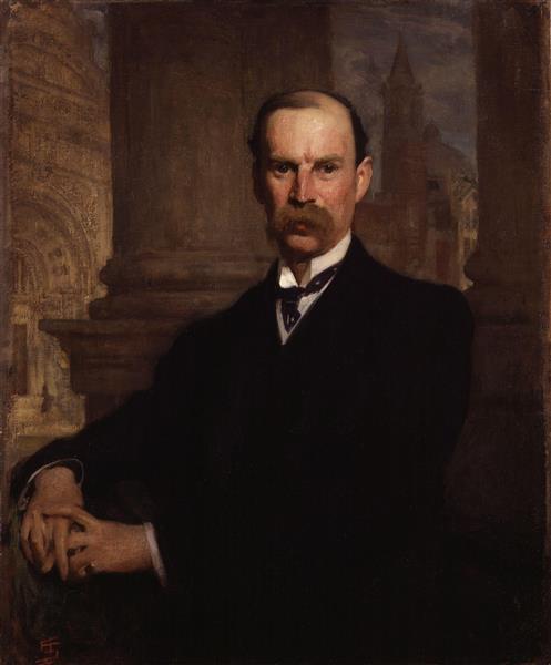 Sir Aston Webb - Solomon Joseph Solomon