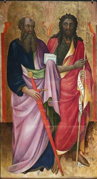 São Paulo E São João Baptista - Álvaro Pires de Évora