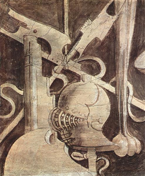 Armor, 1510 - Giorgione